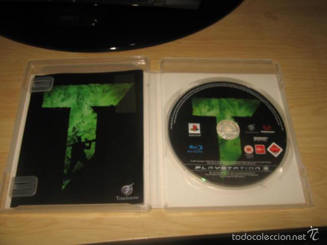 Videojuegos y Consolas: TUROK PS3 PAL ESPAÑA COMPLETO - Foto 3 - 56801377
