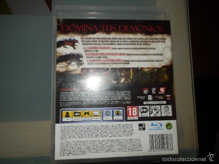 Videojuegos y Consolas: juego ps 3 darknes 2 - Foto 2 - 56891101