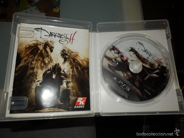 Videojuegos y Consolas: juego ps 3 darknes 2 - Foto 3 - 56891101