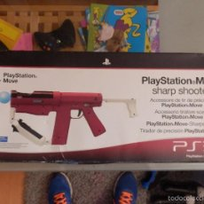 Videojuegos y Consolas: ARMA DE PRECISION PLAY STATION 3 MOVE SHARP SHOOTER RARA. Lote 56891489