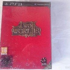 Videojuegos y Consolas: TWO WORLDS II EDICION LIMITADA PAL PLAYSTATION 3 PS3 ESPAÑA.PRECINTADO NUEVO. Lote 57029306