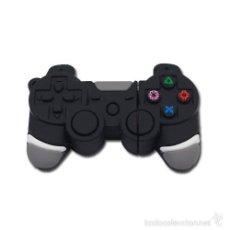 Videojuegos y Consolas: MEMORY MEMORIA USB PENDRIVE FLASH DRIVE 32 GB MANDO GAMEPAD PLAYSTATION PSONE PSX PS2 PS3 PS4. Lote 143955286