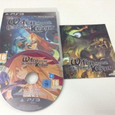 Videojogos e Consolas: THE WITCH AND THE HUNDRED KNIGHT. Lote 57892859