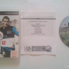 Videojuegos y Consolas: JUEGO FIFA 12 2012 SONY PLAYSTATION 3 PS3 CASTELLANO. Lote 58293411