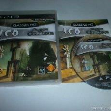 Videojuegos y Consolas: ICO & SHADOW OF THE COLOSSUS PLAYSTATION 3 PS3 PAL ESPAÑA. Lote 183848697