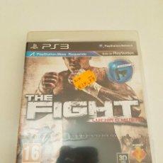 Videojuegos y Consolas: THE FIGHT PS3 PRECINTADO. Lote 58636471