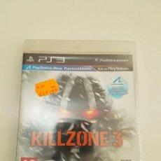 Videojuegos y Consolas: KILLZONE 3 PS3 PRECINTADO. Lote 58636735