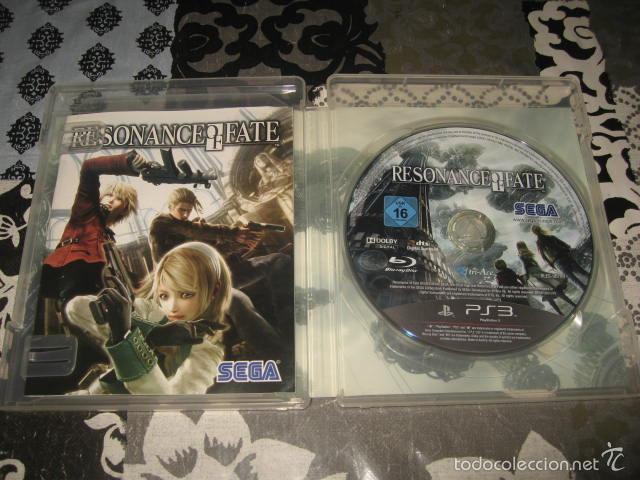 Videojuegos y Consolas: RESONANCE OF FATE PS3 PAL ESPAÑA COMPLETO - SEGA CULT GAME - Foto 2 - 59777016