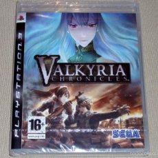 Videojuegos y Consolas: VALKYRIA CHRONICLES, PRECINTADO VER ESP -PS3-. Lote 59833068