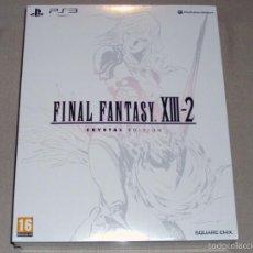 Videojuegos y Consolas: FINAL FANTASY XIII-2 —CRYSTAL EDITION—, PRECINTADO VER ESP -PS3. Lote 59833384