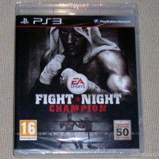 Videojuegos y Consolas: FIGHT NIGHT CHAMPION, PRECINTADO VER ESP -PS3-. Lote 59835424