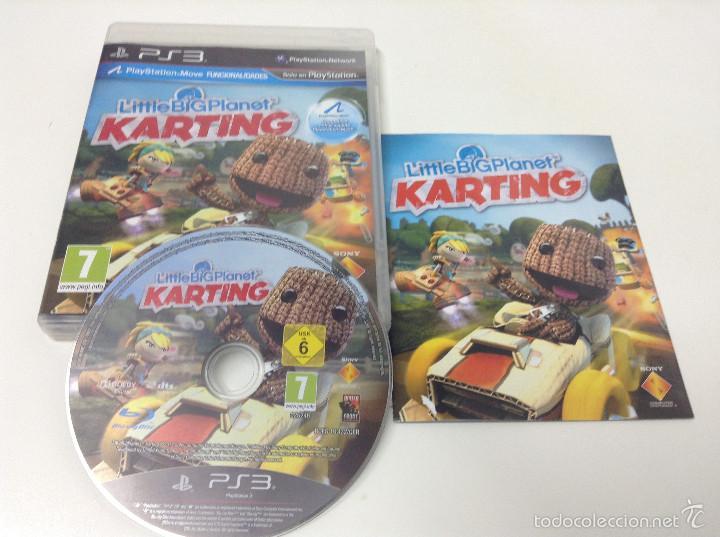 Little Big Planet Karting Kaufen Videospiele Und Konsolen Ps3 In