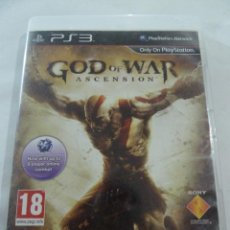 Videojuegos y Consolas: JUEGO GOD OF WAR ASCENSION PARA PS3 PLAYSTATION 3. Lote 116223194
