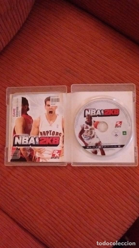 Videojuegos y Consolas: Nba 2k8 - Foto 2 - 61578400