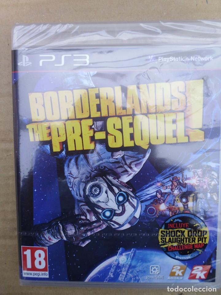 JUEGO BORDERLANDS THE PRE-SEQUEL NUEVO CON SU PRECINTO (Juguetes - Videojuegos y Consolas - Sony - PS3)