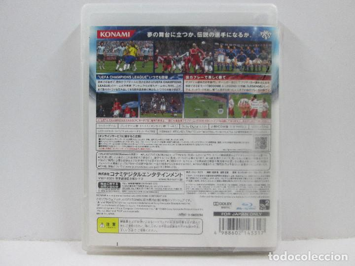 Videojuegos y Consolas: WINNING ELEVEN 2009 PLAYSTATION 3 NTCS-J COMPLETO - Foto 2 - 65687226