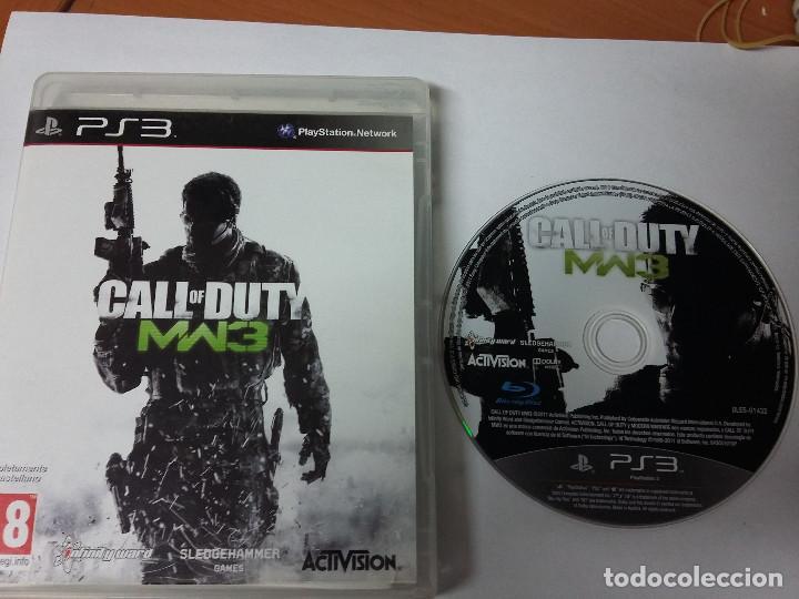 CALL OF DUTY MW3 - PS3 (Juguetes - Videojuegos y Consolas - Sony - PS3)