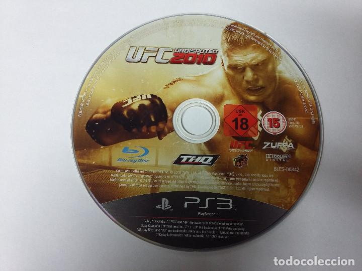UFC UNDISPUTED 2010 - PS3 (Juguetes - Videojuegos y Consolas - Sony - PS3)