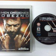 Videojuegos y Consolas: XMEN ORIGENES LOBEZNO - PS3. Lote 68066645