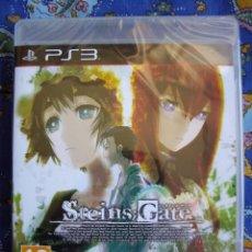 Videojuegos y Consolas: STEINS GATE - PS3 PLAYSTATION 3 - NUEVO - PRECINTADO. Lote 71051905