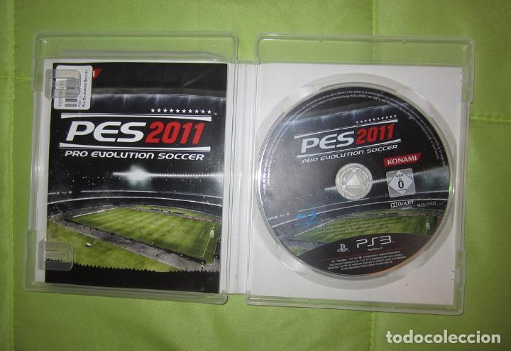 Videojuegos y Consolas: JUEGO PARA PLAY 3: PES 2011 DE FUTBOL - Foto 2 - 71111057