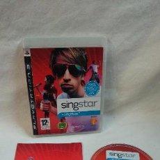 Videojuegos y Consolas: SINGSTAR SINGSTORE PARA PS3. Lote 71504919