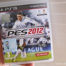 Videojuegos y Consolas: JUEGO PS3 PLAYSTATION 3 PS - PRO EVOLUTION SOCCER 2012 PES 12. Lote 71663467
