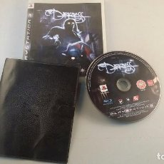 Videojuegos y Consolas: JUEGO PLAY STATION 3- THE DARKNESS - PS3. Lote 73000103