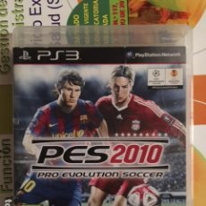 Videojuegos y Consolas: PRO EVOLUTION SOCCER 2010 - PS3. Lote 73434431