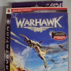 Videojuegos y Consolas: JUEGO PLAY 3 WARHAWK. Lote 74083239