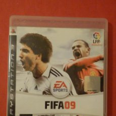 Videojuegos y Consolas: JUEGO PARA PS3 - JUEGO DE PLAYSTATION - FIFA 09 - EA SPORTS - . Lote 74167779