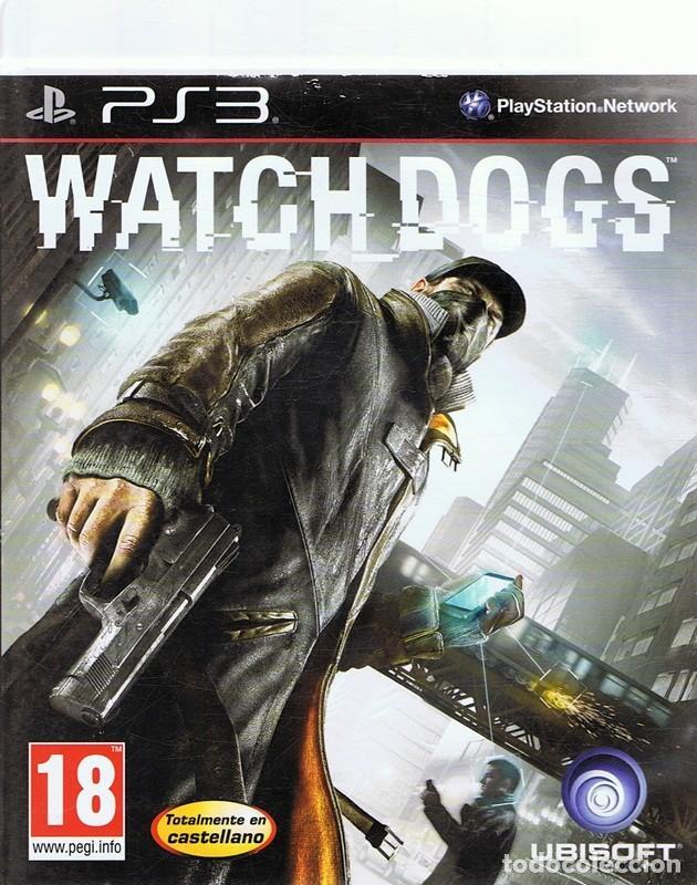 WATCH DOGS PLAYSTATION 3 (Juguetes - Videojuegos y Consolas - Sony - PS3)