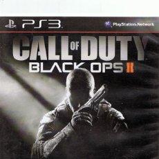 Videojuegos y Consolas: CALL OF DUTY BLACK OPS II PLAYSTATION 3. Lote 74839699