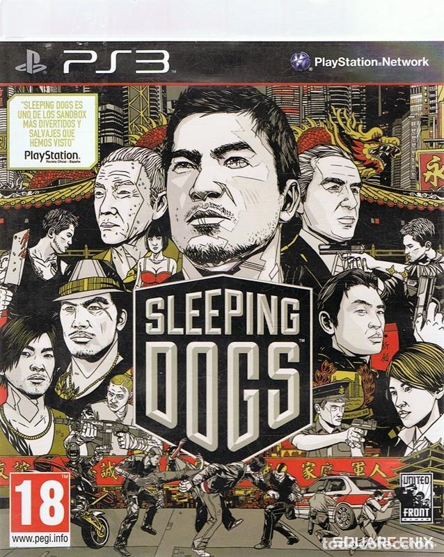 SLEEPING DOGS PLAYSTATION 3 (Juguetes - Videojuegos y Consolas - Sony - PS3)