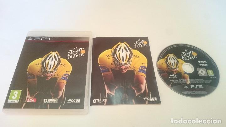 JUEGO LE TOUR DE FRANCE 2011 FRANCIA SONY PLAYSTATION 3 PS3 ESPAÑA.BUEN ESTADO (Juguetes - Videojuegos y Consolas - Sony - PS3)