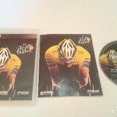 Videojuegos y Consolas: JUEGO LE TOUR DE FRANCE 2011 FRANCIA SONY PLAYSTATION 3 PS3 ESPAÑA.BUEN ESTADO. Lote 75516791