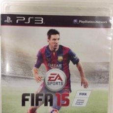Videojuegos y Consolas: VIDEOJUEGO JUEGO SONY PS3 PLAYSTATION 3 - FIFA 15. Lote 76375959