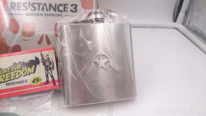 Videojuegos y Consolas: RESISTANCE 3 EDICION SUPERVIVIENTE SONY PLAYSTATION 3 PS3 ESPAÑA.SEALED NUEVO - Foto 3 - 76736419