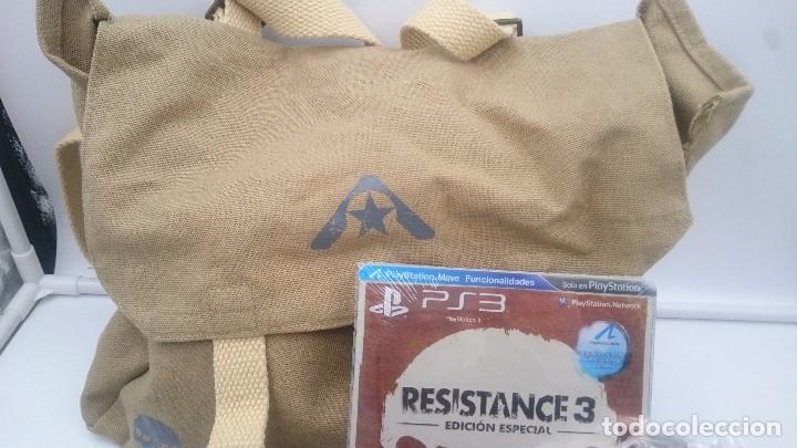 Videojuegos y Consolas: RESISTANCE 3 EDICION SUPERVIVIENTE SONY PLAYSTATION 3 PS3 ESPAÑA.SEALED NUEVO - Foto 9 - 76736419