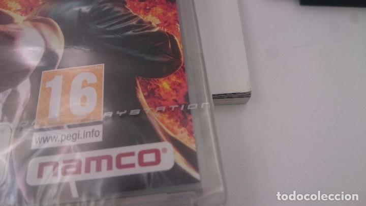 Videojuegos y Consolas: TEKKEN 6 STICK ARCADE BUNDLE HORI SONY PLAYSTATION 3 PS3 ESPAÑA.SEALED NUEVO - Foto 5 - 76736723