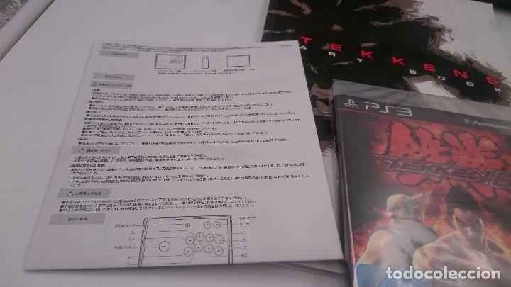 Videojuegos y Consolas: TEKKEN 6 STICK ARCADE BUNDLE HORI SONY PLAYSTATION 3 PS3 ESPAÑA.SEALED NUEVO - Foto 7 - 76736723
