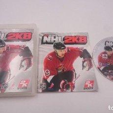Videojuegos y Consolas: NHL 2K8 2KSPORTS HOCKEY SOBRE HIELO ESPAÑA SONY PLAYSTATION 3 PS3 PAL. Lote 76739483