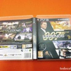Videojuegos y Consolas: 007 LEGENDS - VIDEOJUEGO - PS3. Lote 76939353