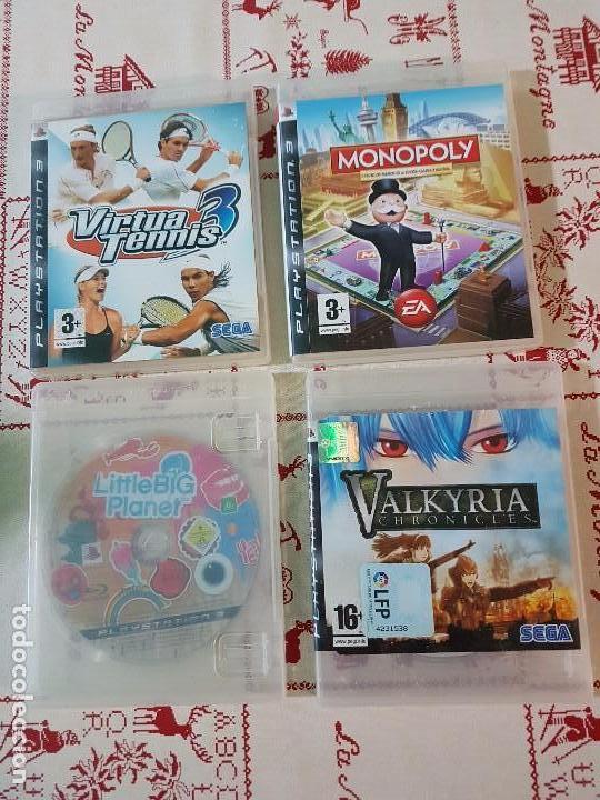 JUEGOS DE PLAYSTATION 3 EN SUS CAJAS ORIGINALES (Juguetes - Videojuegos y Consolas - Sony - PS3)