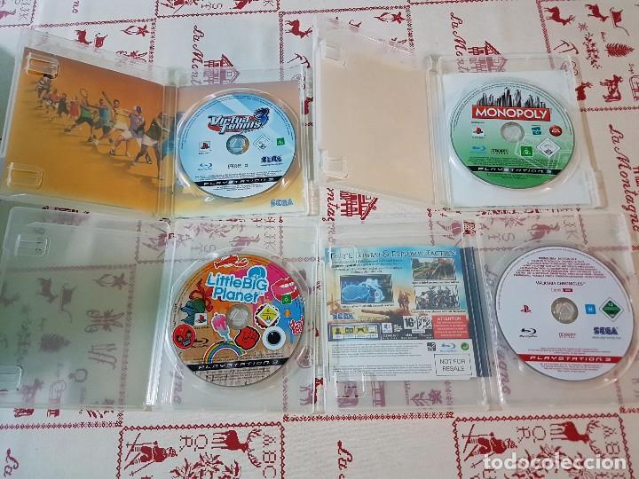 Videojuegos y Consolas: Juegos de Playstation 3 en sus cajas originales - Foto 3 - 78190361