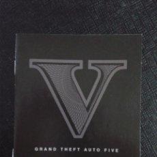 GTA V (MANUAL INSTRUCCIONES)