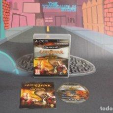 Videojuegos y Consolas: JUEGO PLAY 3 GOD OF WAR COLLECTION VOLUME II. Lote 80186769
