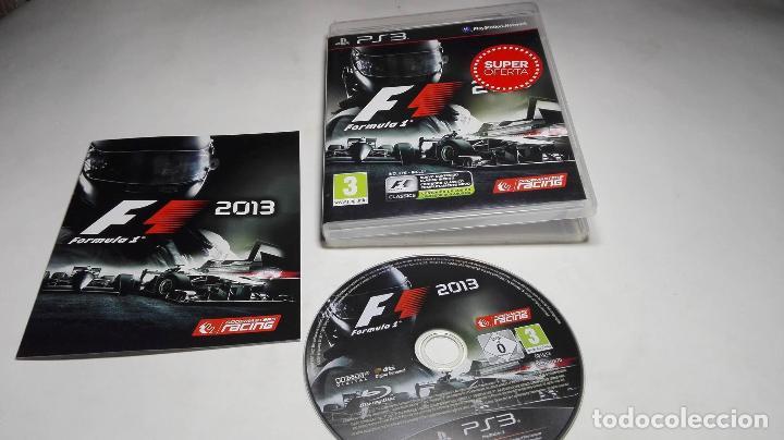 F1 2013 ( playstation 3 - pal - españa) m23 - Sold through
