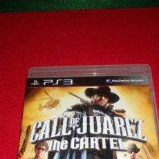 Videojuegos y Consolas: CALL OF JUAREZ THE CARTEL PS3. Lote 81980840