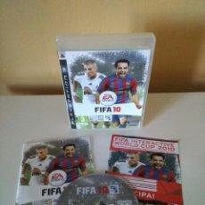 Videojogos e Consolas: FIFA 2010 DE EA SPORTS PARA PS3. Lote 82116199